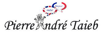 Logo Pierre André Taieb