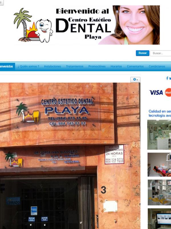 Estetica Dental Playa